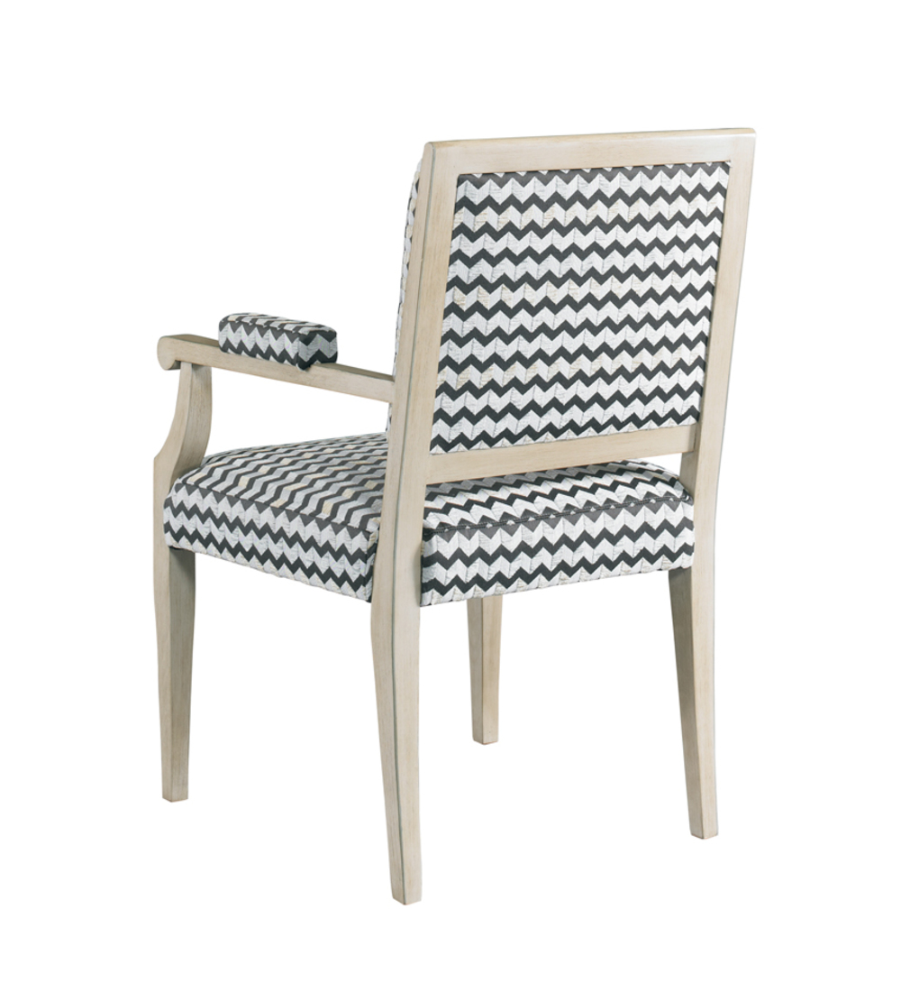 Mr. and Mrs. Howard by Sherrill Furniture - Denis Chair