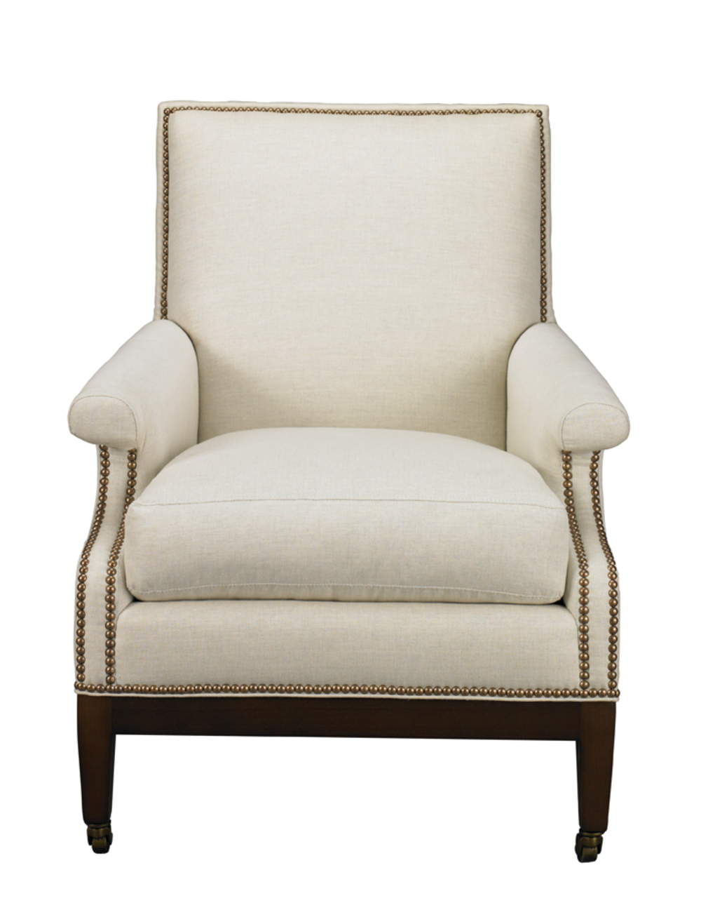 Mr. and Mrs. Howard by Sherrill Furniture - Cantilevered Chair