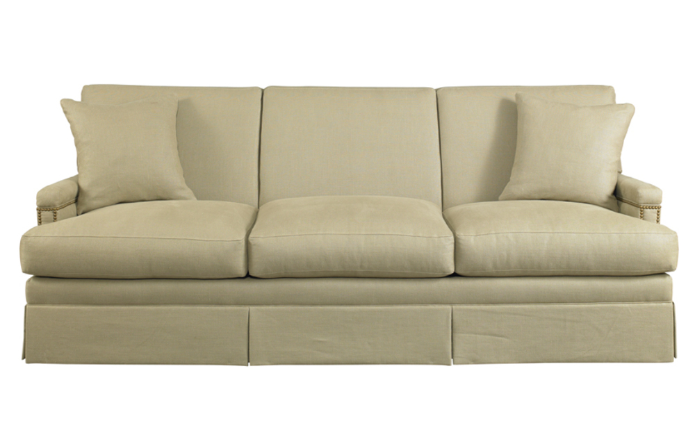 Mr. and Mrs. Howard by Sherrill Furniture - Montmartre Sofa