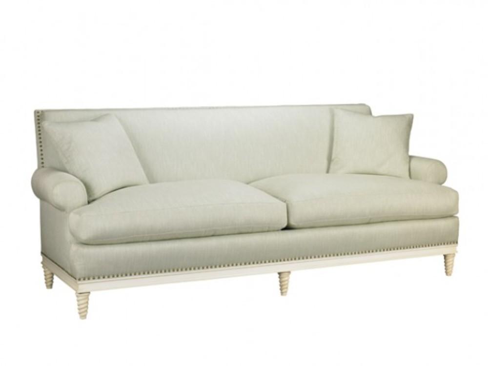 Mr. and Mrs. Howard by Sherrill Furniture - Paris Sofa