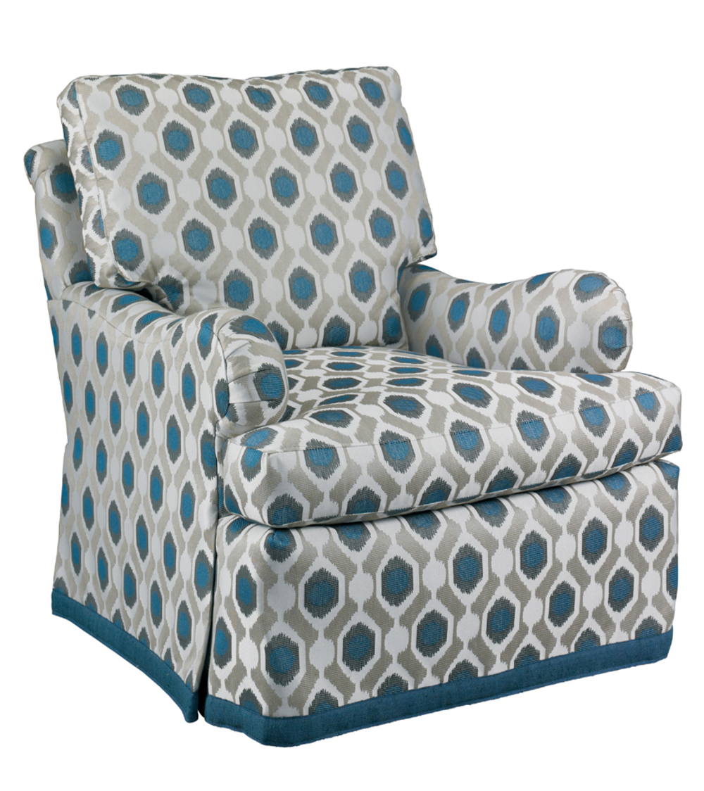 Mr. and Mrs. Howard by Sherrill Furniture - Muzzy Chair