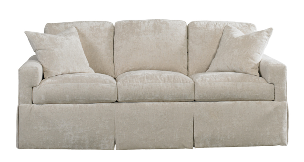 Mr. and Mrs. Howard by Sherrill Furniture - Snug Sofa