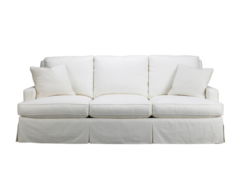 Mr. and Mrs. Howard by Sherrill Furniture - Fairfax Sofa