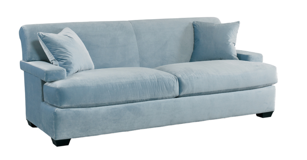 Mr. and Mrs. Howard by Sherrill Furniture - Jasper Sofa