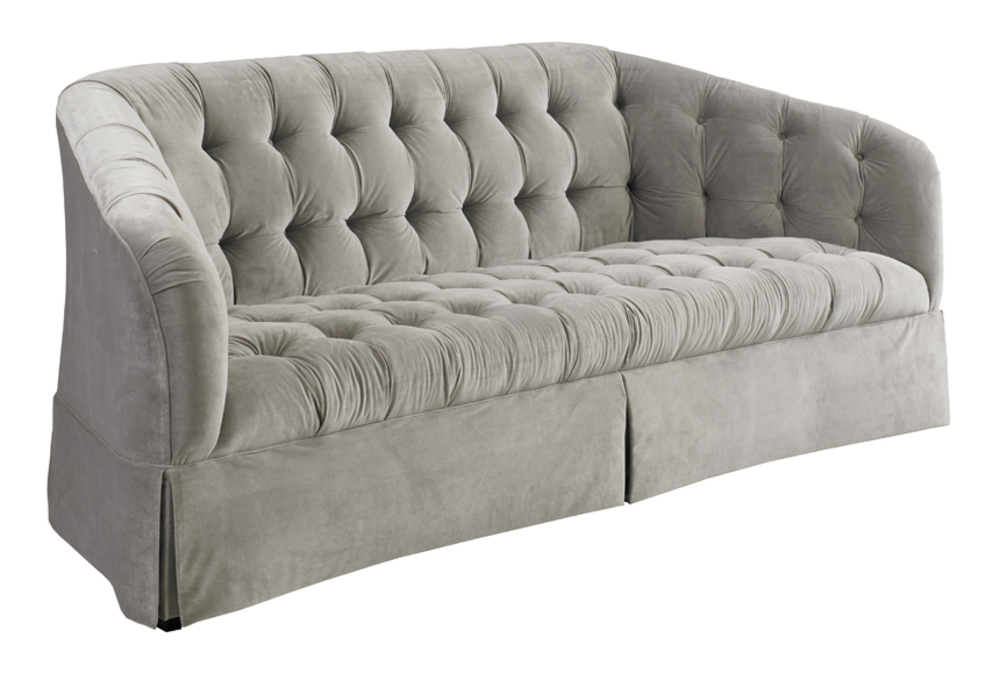 Mr. and Mrs. Howard by Sherrill Furniture - Tufts Sofa
