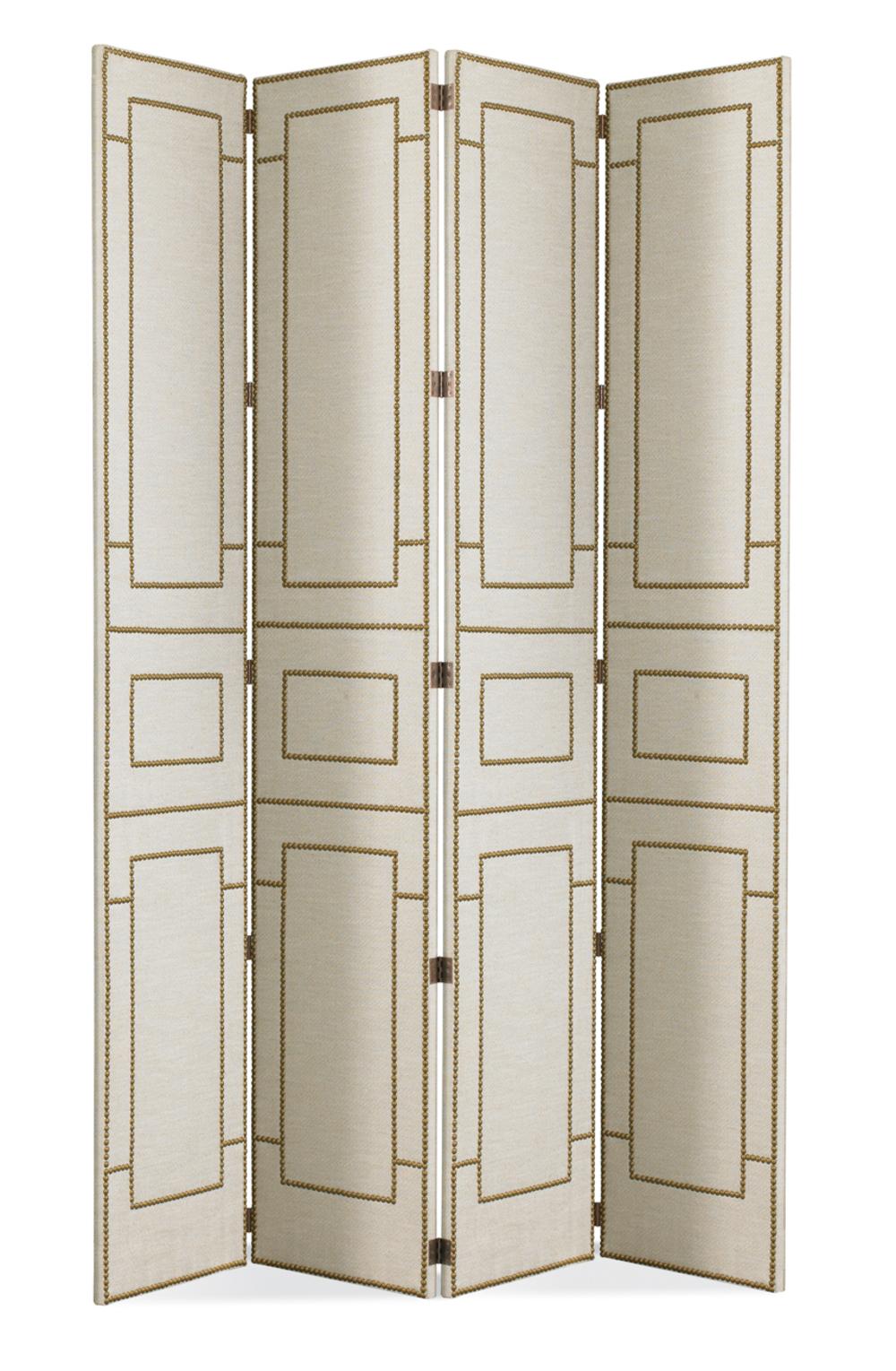 Mr. and Mrs. Howard by Sherrill Furniture - Mondrian Screen