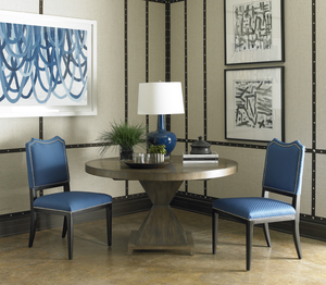 Thumbnail of Mr. and Mrs. Howard by Sherrill Furniture - Hourglass Dining Table