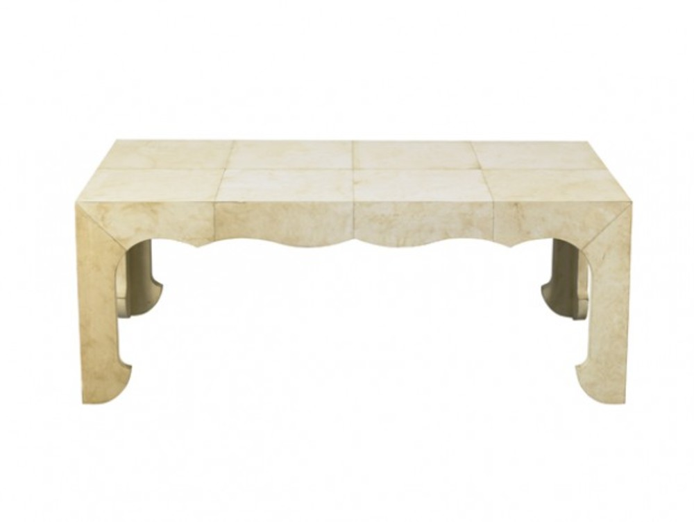 Mr. and Mrs. Howard by Sherrill Furniture - Paris Cocktail Table