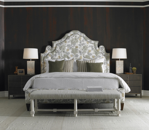 Thumbnail of Mr. and Mrs. Howard by Sherrill Furniture - Shelter Island King Bed