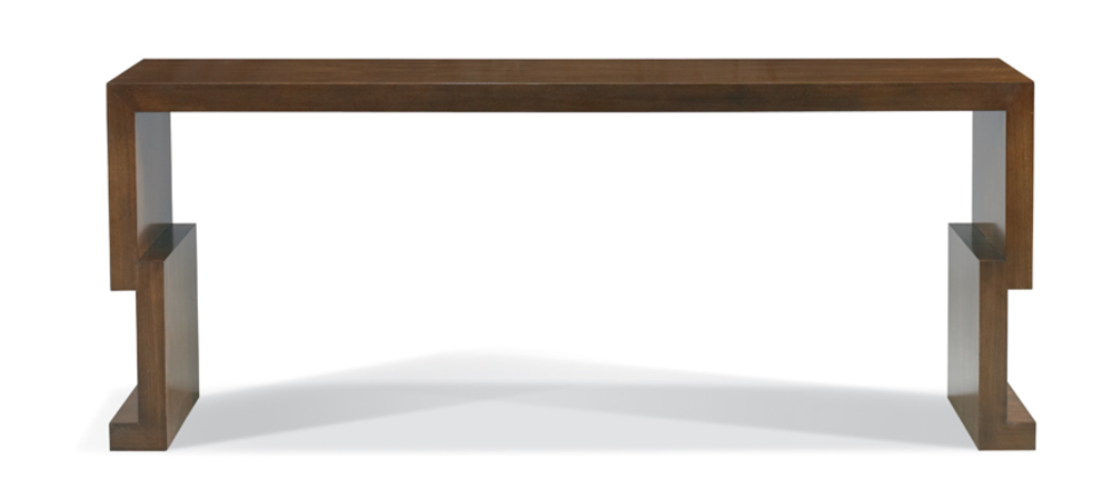 Mr. and Mrs. Howard by Sherrill Furniture - Kang Console Table