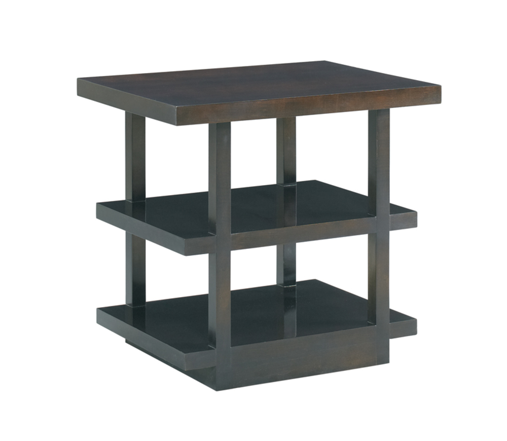 Mr. and Mrs. Howard by Sherrill Furniture - Planar Side Table