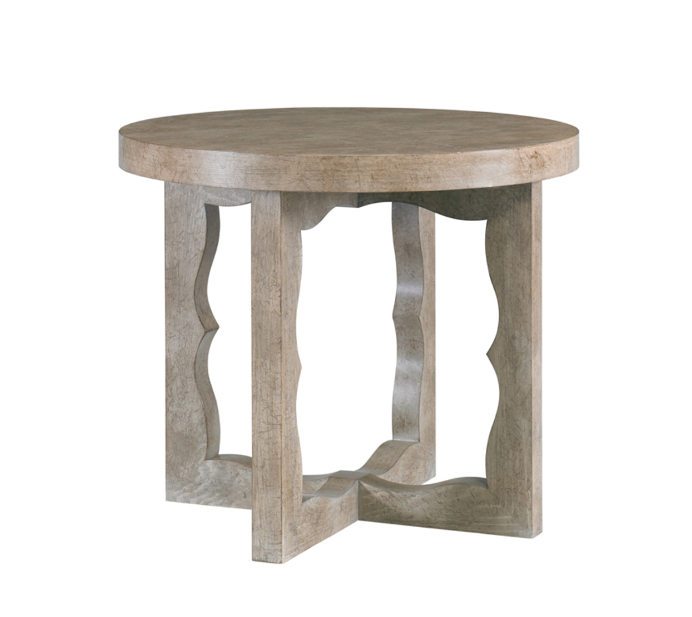 Mr. and Mrs. Howard by Sherrill Furniture - Cyma Reverse Table
