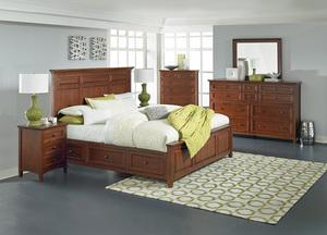 Thumbnail of Whittier Wood Furniture - Three Drawer Nightstand