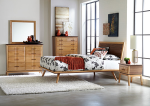 Thumbnail of Whittier Wood Furniture - One Drawer Nightstand