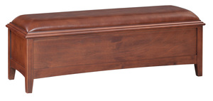 Thumbnail of Whittier Wood Furniture - Two Drawer Bench