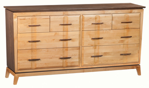 Thumbnail of Whittier Wood Furniture - Low Dresser
