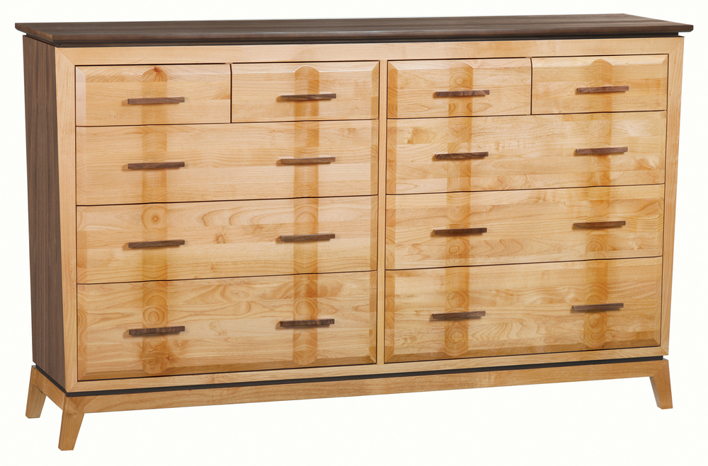 Whittier Wood Furniture - Dresser