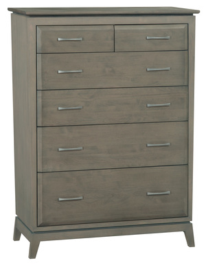 Thumbnail of Whittier Wood Furniture - Six Drawer Chest