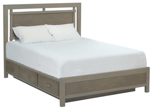 Thumbnail of Whittier Wood Furniture - Full Panel Storage Bed