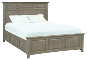 Thumbnail of Whittier Wood Furniture - McKenzie Mantel Storage Bed