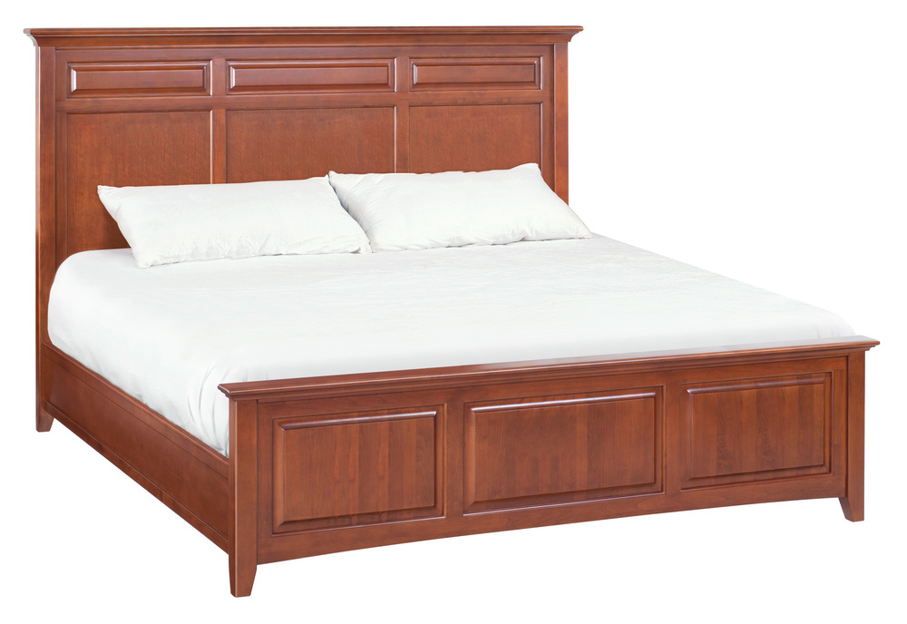 Whittier Wood Furniture - McKenzie Mantel Bed