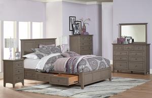 Thumbnail of Whittier Wood Furniture - McKenzie Petite Storage Bed