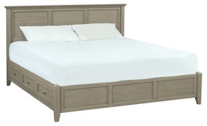 Thumbnail of Whittier Wood Furniture - McKenzie Petite Storage Bed
