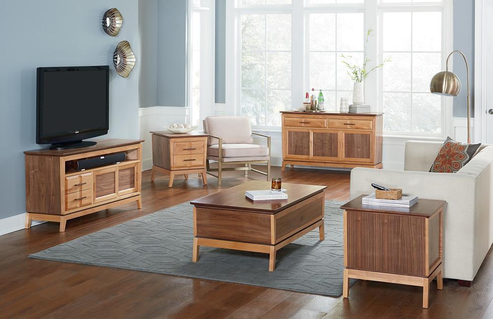 Whittier Wood Furniture - Storage Console