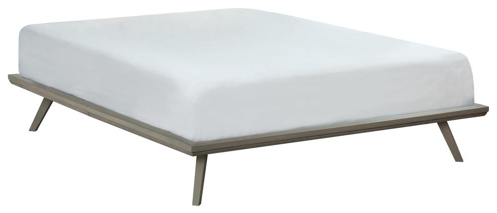 Whittier Wood Furniture - Queen Platform Bed