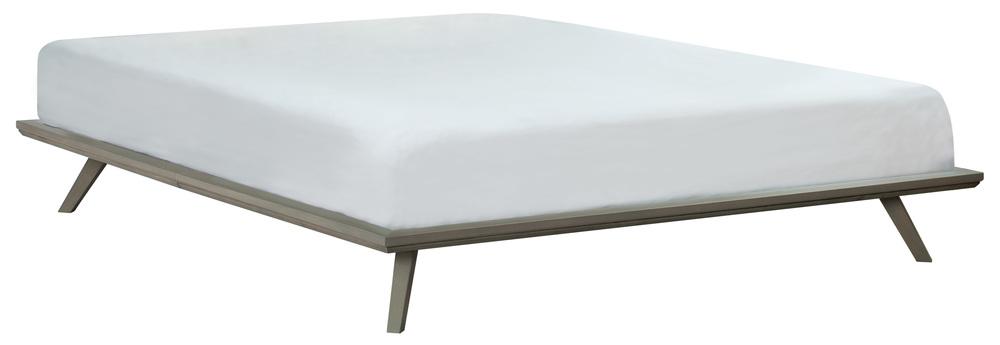Whittier Wood Furniture - King Platform Bed