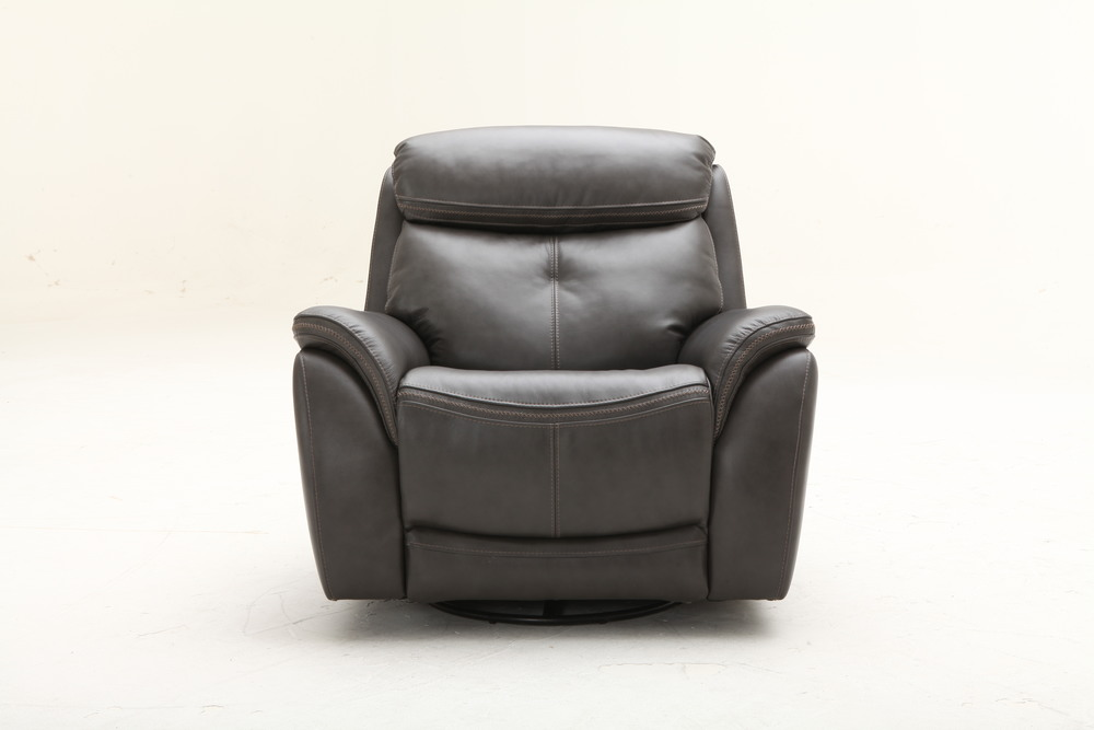 Southern Motion - Power Headrest Swivel Glider Recliner