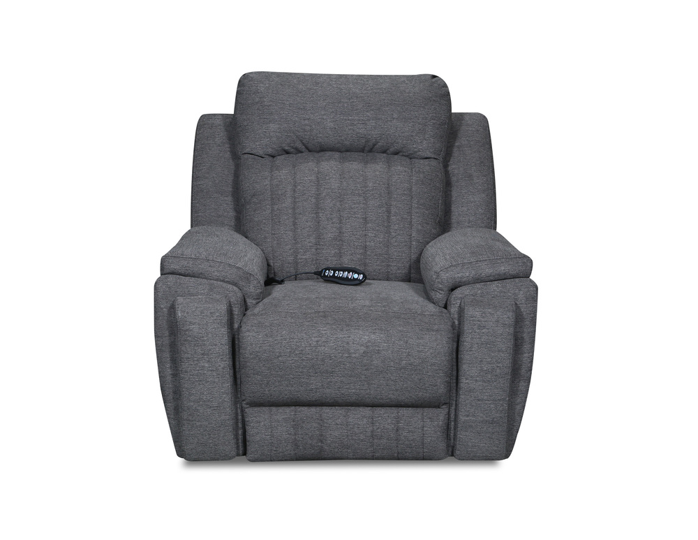 Southern Motion - Power Headrest Wall Hugger Recliner, Arm Cup Holders/SoCozi