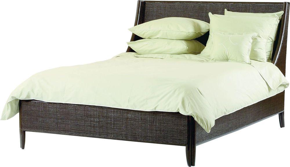 Baker McGuire - Caned Queen Bed