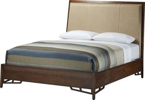 Thumbnail of Baker McGuire - Branche Queen Bed with Upholstered Headboard