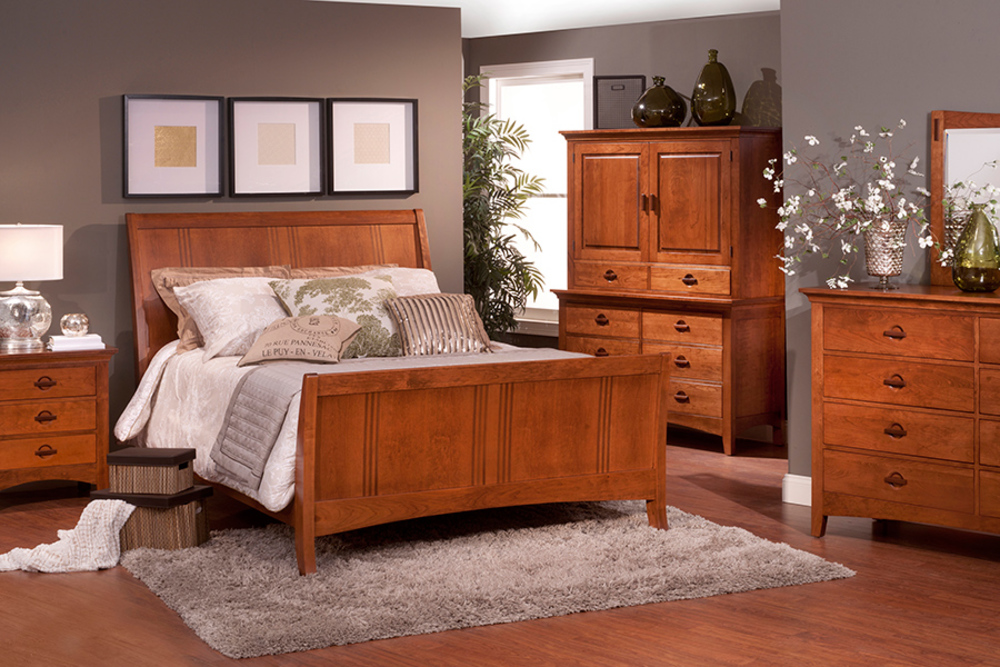 Country View Woodworking - Tall Dresser