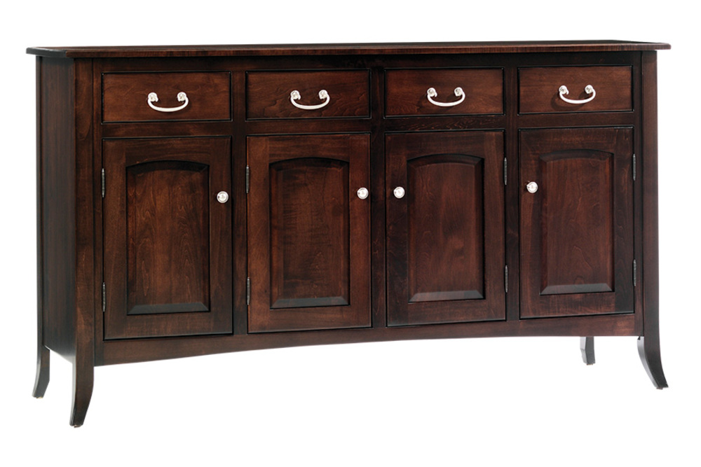 Country View Woodworking - Four Door Buffet