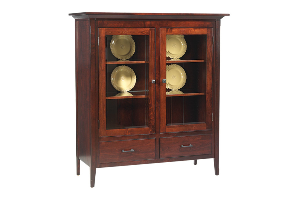 Country View Woodworking - China Pantry