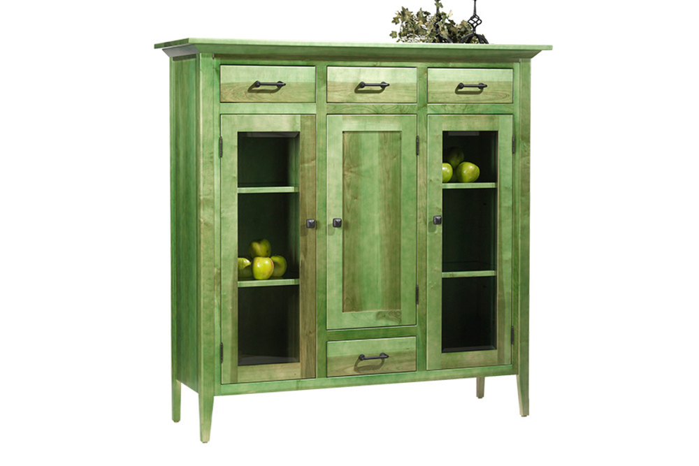 Country View Woodworking - Dutch Pantry