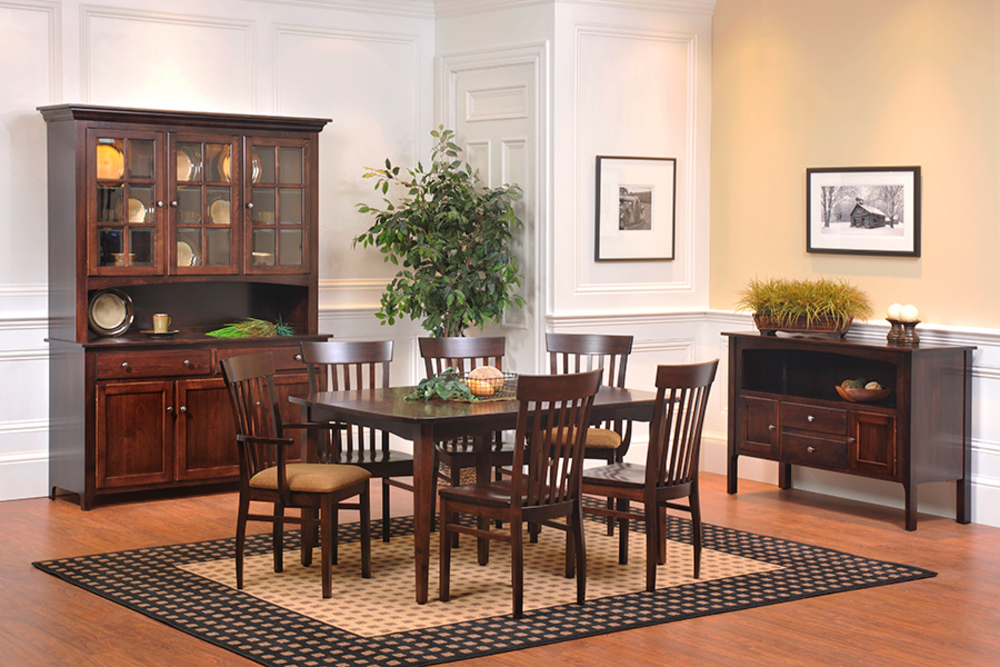 Country View Woodworking - Server
