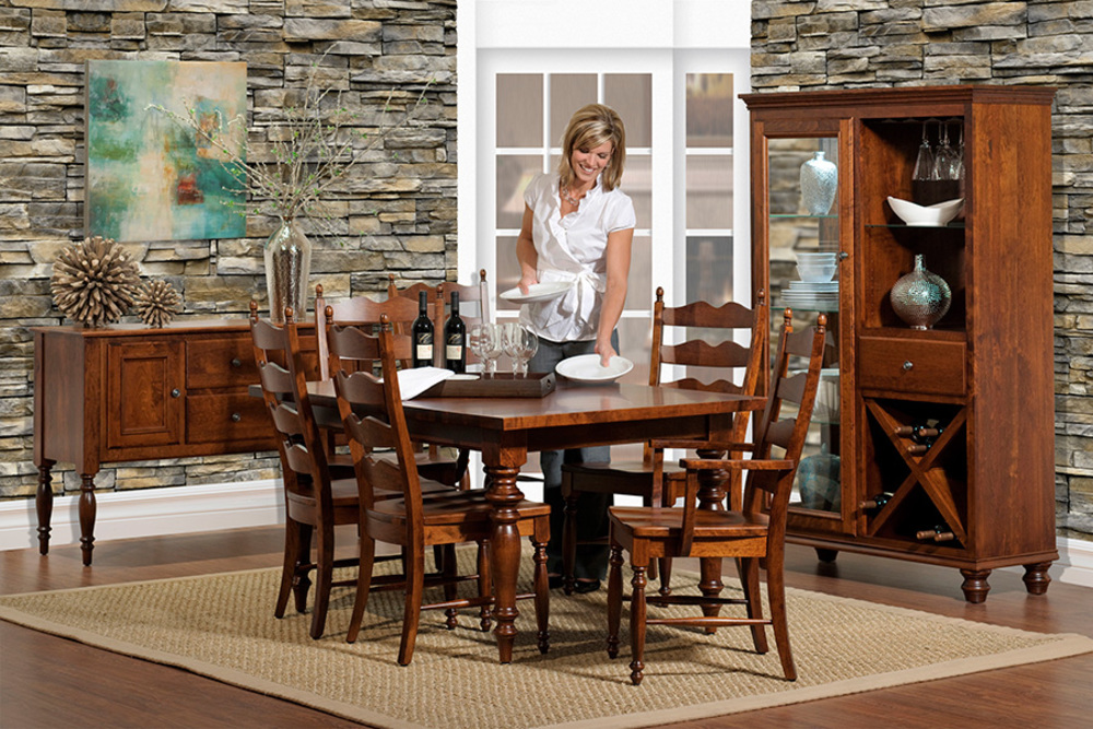 Country View Woodworking - China Gallery