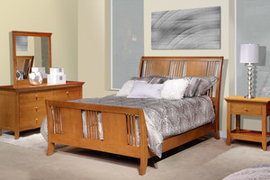 Thumbnail of Country View Woodworking - American Expressions One Drawer Nightstand