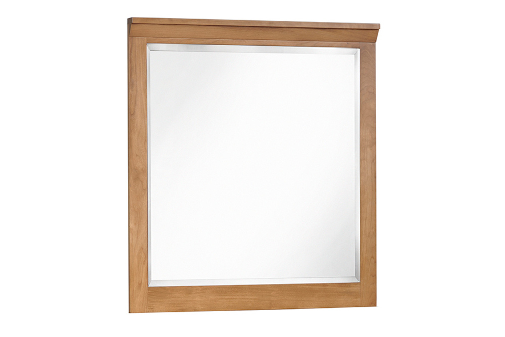 Country View Woodworking - American Expressions Dresser Mirror