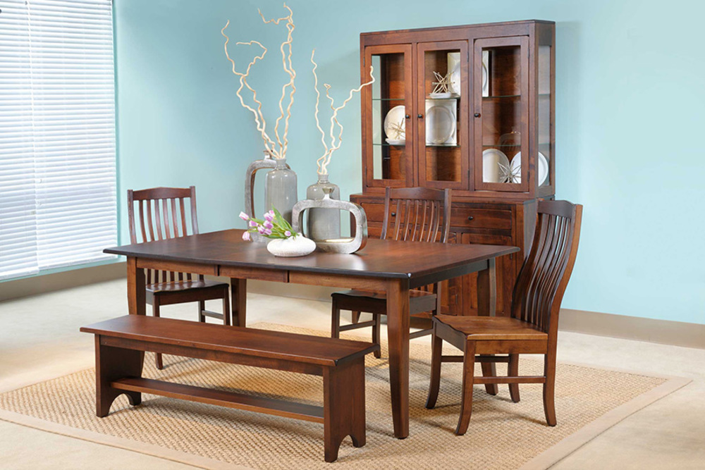 Country View Woodworking - Hutch & Buffet