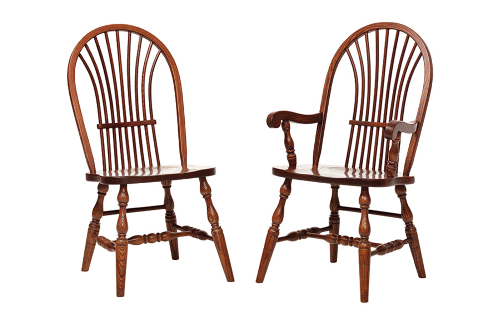 Country View Woodworking - Arm Chair