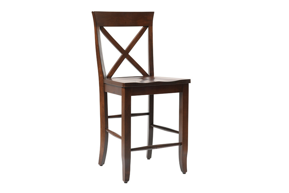 Country View Woodworking - Side Bar Chair