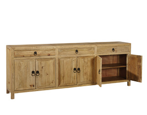 Thumbnail of Furniture Classics Limited - Large Old Elm Sideboard