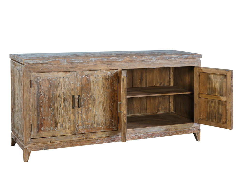 Furniture Classics Limited - Reclaimed Merchant Sideboard