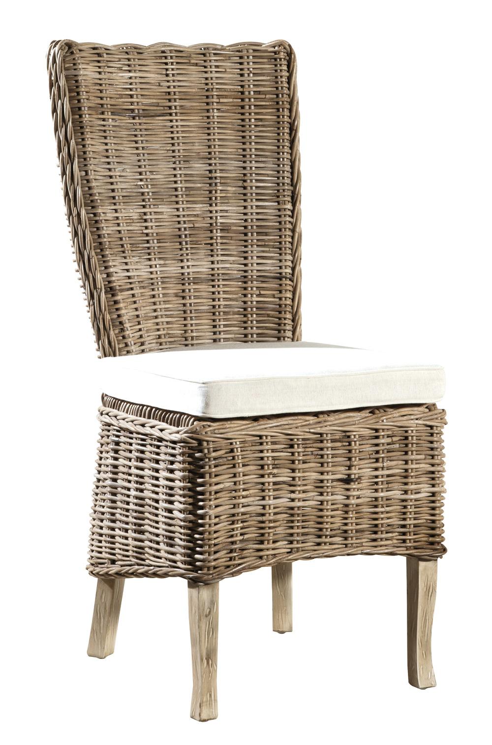 Furniture Classics Limited - Kubu Highback Side Chair
