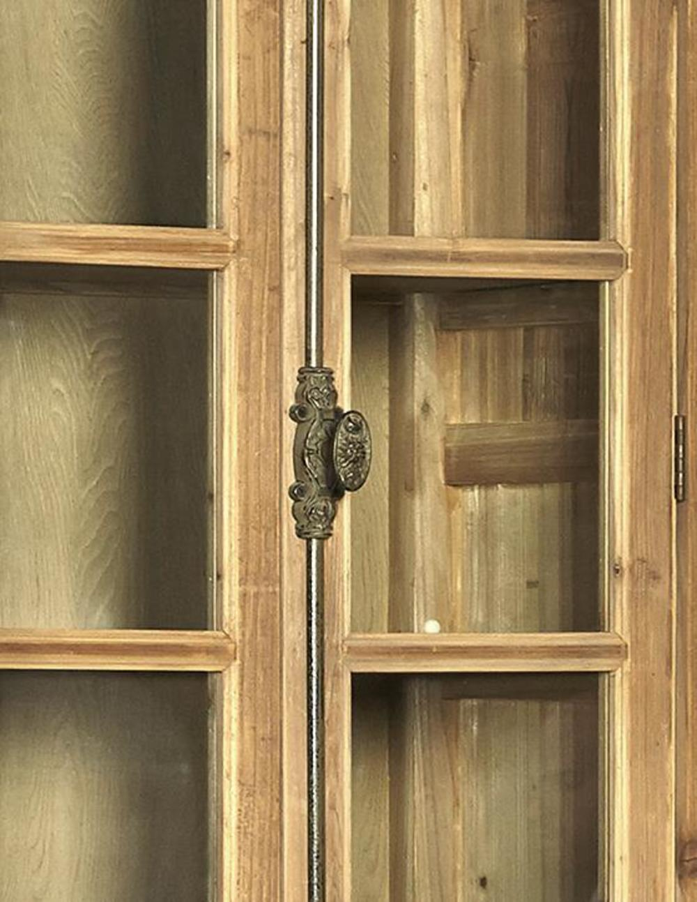 Furniture Classics Limited - Natural Old Fir Bookcase