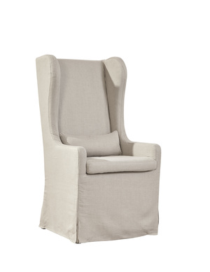 Thumbnail of Furniture Classics Limited - Highback Linen Host Chair